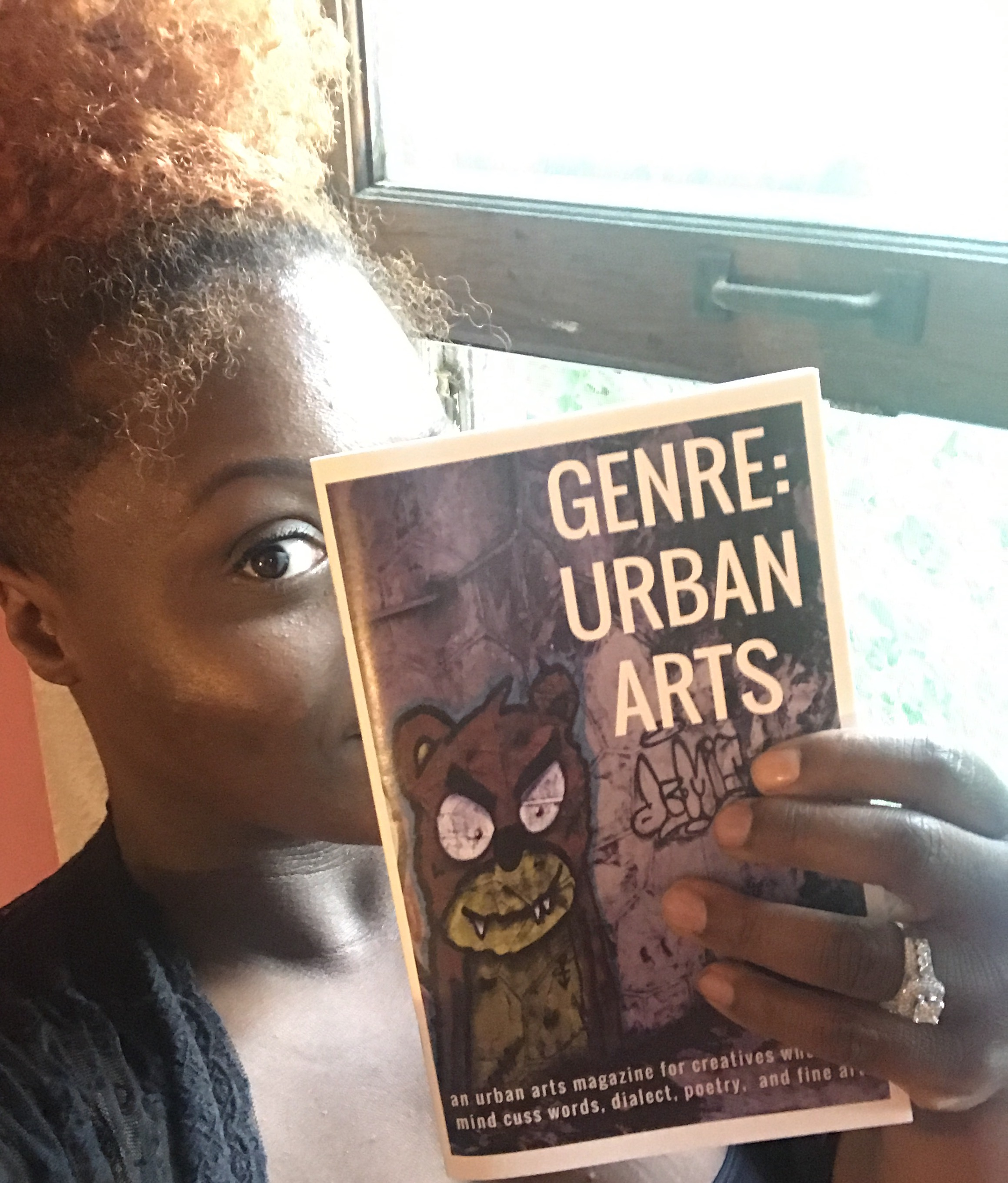 Genre urban Arts: an urban arts magazine for creatives