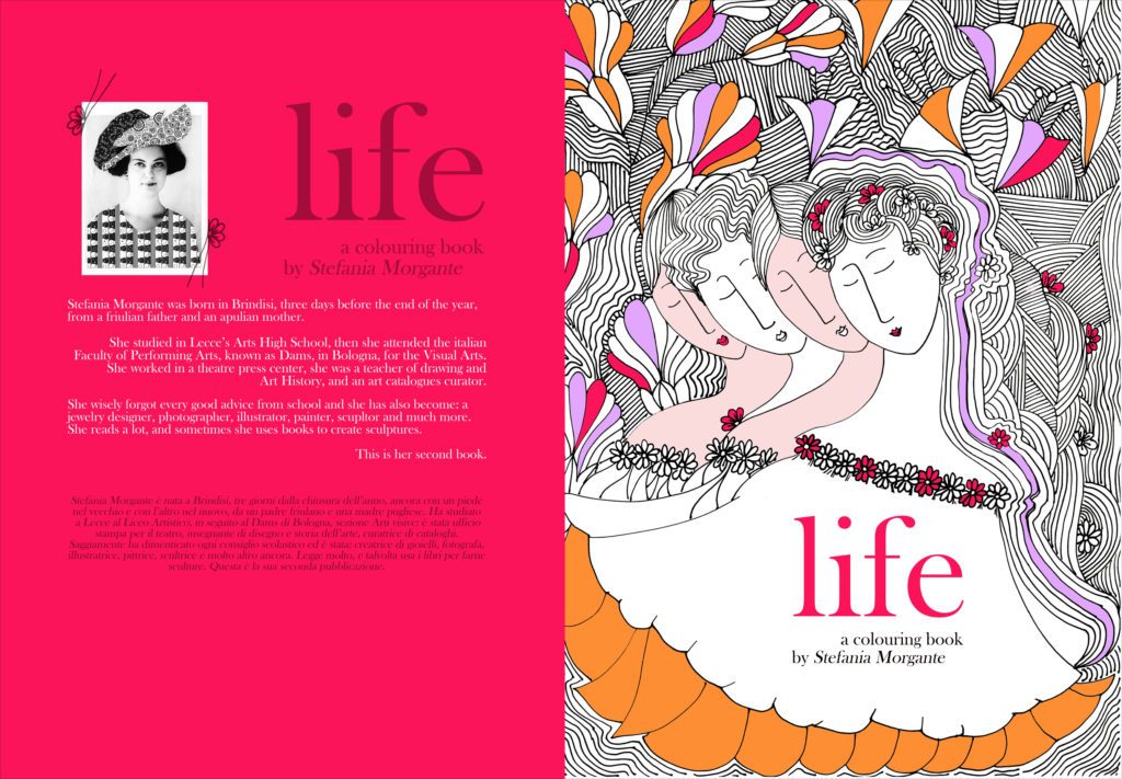 LIFE-Coloring book